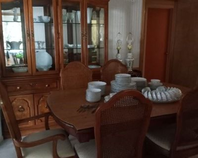 Salvaged By Sonya * * 4 Day Estate Sale * Years & Years Of Vintage Treasures * Pool Table Too!
