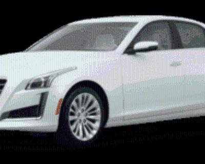 2017 Cadillac CTS Premium Luxury