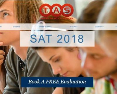 SAT Prep Classes in NYC |  Theory of Art & Sciences