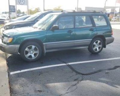 1999 Subaru Forester S