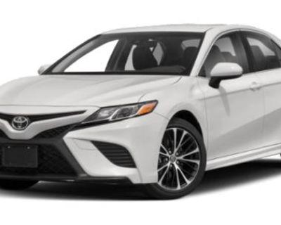 2020 Toyota Camry SE