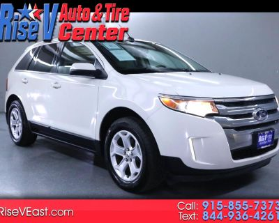 Used 2013 Ford Edge SEL FWD