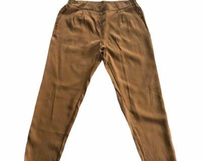Ladies Camel coloured Dress Pants