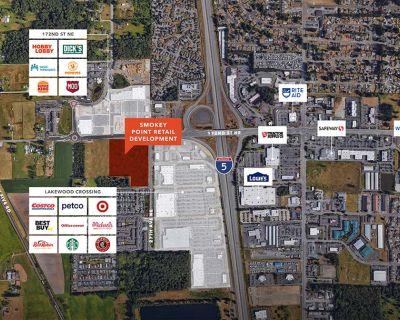 Lakewood, Marysville Retail-Mixed Use Development Site