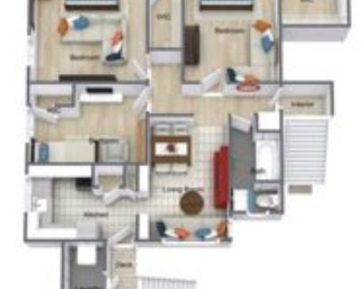 990 34th Street #4, Oakland, CA 94608 3 Bedroom Apartment