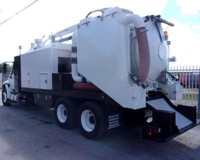 2013 International 4400 VacMaster S6000 Vacuum Truck
