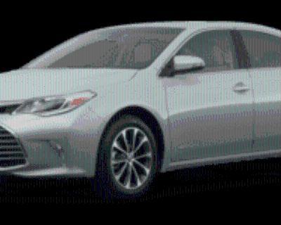 2018 Toyota Avalon Hybrid Limited