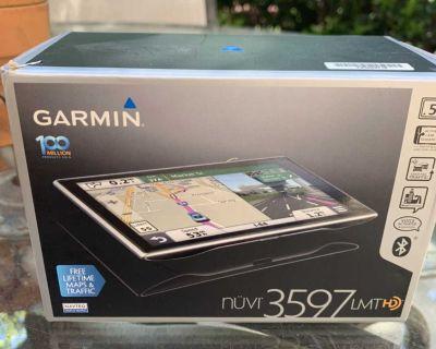 garmin GPS prestige series