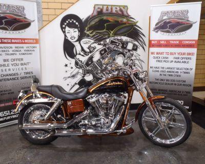 2008 Harley-Davidson CVO Screamin' Eagle Dyna Cruiser South Saint Paul, MN
