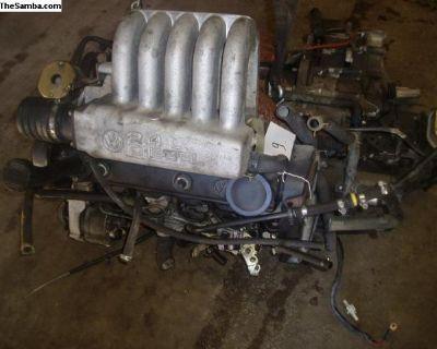 2.4 Eurovan Diesel used complete engines.