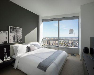 AKA Residences New Studio Suite w/ Custom Furnishings & Panoramic City Views - University City