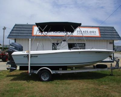 2004 Sailfish 186 CC