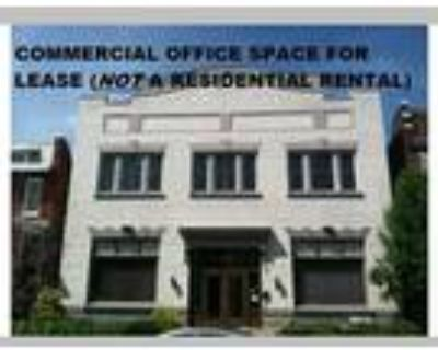 Several commercial office spaces for lease, Washington, DC