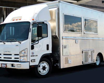2013 Isuzu NRR Full Custom Food Truck in Centennial, CO