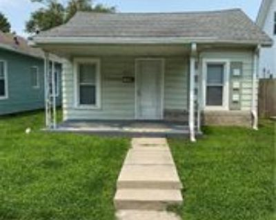 1632 Orange St, Indianapolis, IN 46203 2 Bedroom House