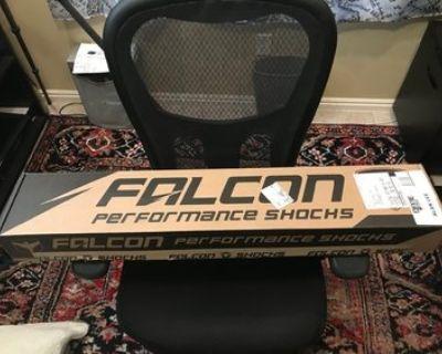 Pennsylvania - JL / JT: Falcon Nexus EF 2.2 Fast Adjust Steering Stabilizer Stock Tie Rod