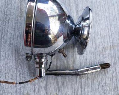 Vintage Spotlight Mirror