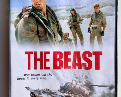 THE BEAST (1988)Jason Patric, George Dzundza, ( Mail It? Paypal it! Click Link Below)