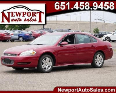 2013 Chevrolet Impala 4dr Sdn LT Fleet