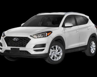 New 2021 Hyundai Tucson SE Front Wheel Drive SUV
