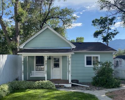 Quaint cottage close to downtown & Old Colo City! - Old Colorado City