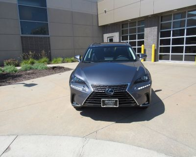 Certified Pre-Owned 2019 Lexus NX 300h AWD SUV