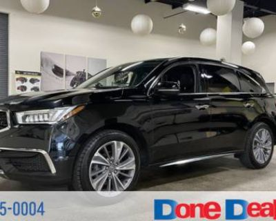 2018 Acura MDX Technology Package