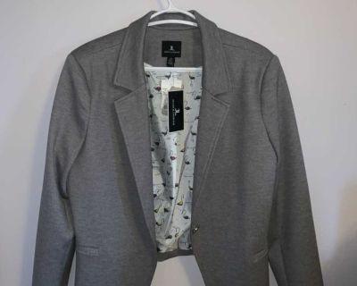 NEW Grey Blazer