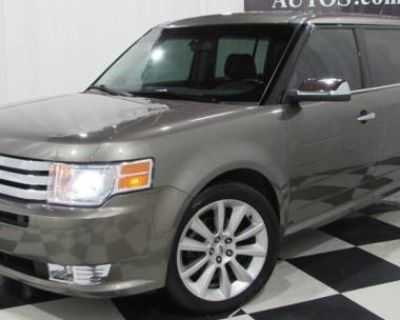 2012 Ford Flex Limited EcoBoost