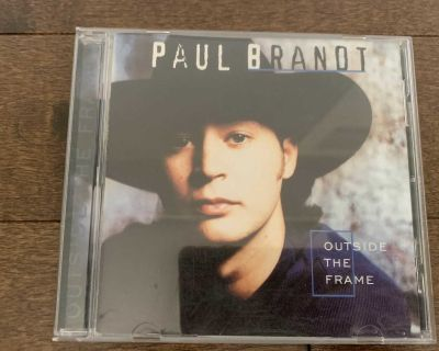Paul Brandt CD