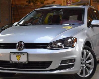 2016 Volkswagen Golf TSI SEL