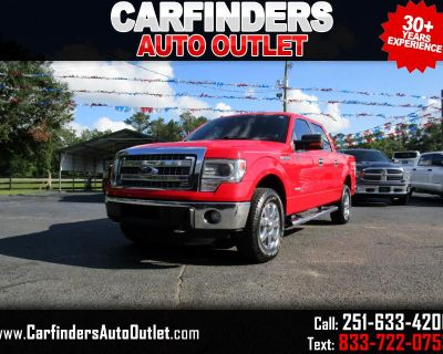 """Used 2014 Ford F-150 4WD SuperCrew 145"""" XLT"""