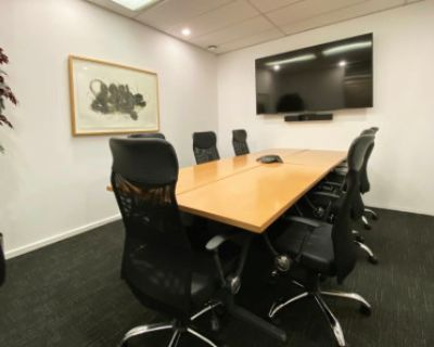 8-Person Meeting Room