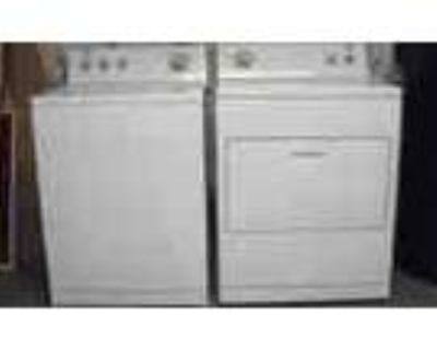 Estate Washer amp Dryer By Whirlpool