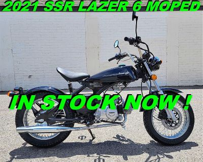 2021 SSR Motorsports Lazer 6 Moped Salinas, CA
