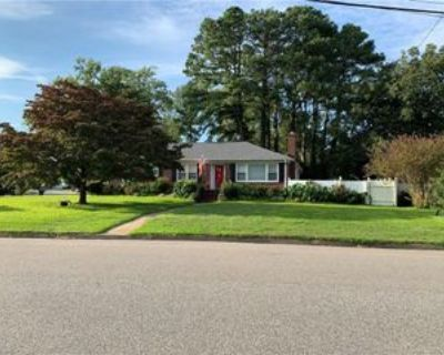 11 Riverdale Dr, Hampton, VA 23666 3 Bedroom House for Rent for $1,700/month