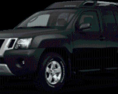 2010 Nissan Xterra Off Road 4WD Auto
