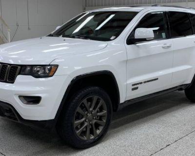2016 Jeep Grand Cherokee Limited Anniversary