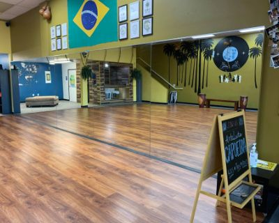 Cultural Space in Downtown Lomita With Open Wood Floor, Lomita, CA