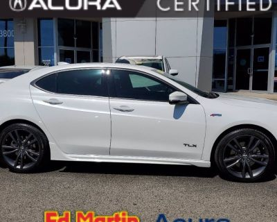 2019 Acura TLX A-Spec with Technology Package