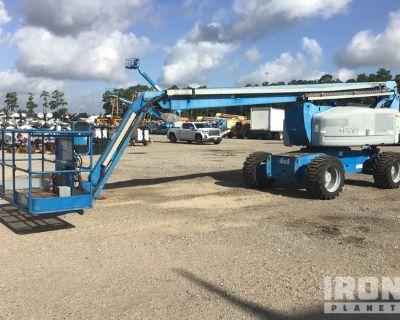 2012 Genie Z-80/60 4WD Diesel Articulating Boom Lift
