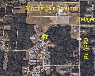 Vacant Land For Sale in Mobile, AL
