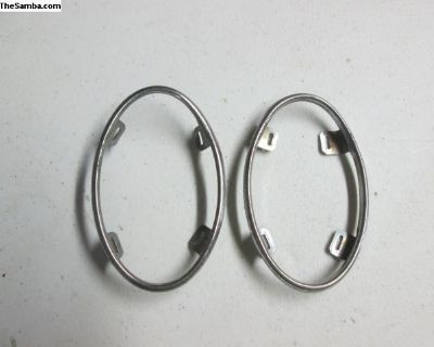 Early Taillights Snowflake Trim Rings