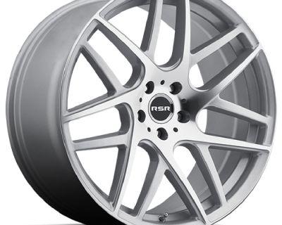 Brand New in box RSR R-702 wheel 17x8