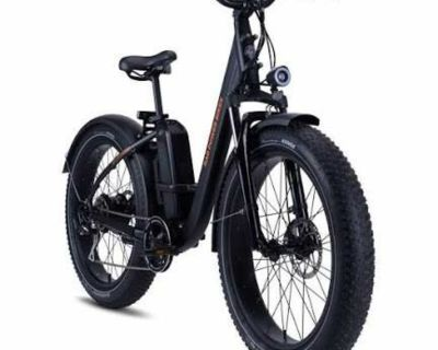 RadRover Step-Thru 1 Electric Fat Bike