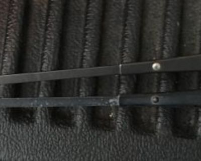 Super Beetle Wiper Arms