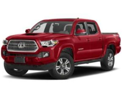 2017 Toyota Tacoma TRD Sport Double Cab 5' Bed V6 RWD Automatic