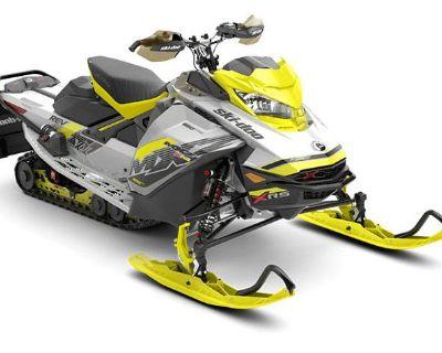 2018 Ski-Doo MXZ X-RS 850 E-TEC w/ Adj. Pkg. Ripsaw 1.25 Snowmobile -Trail Janesville, WI