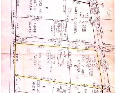 1000 Block Garber Road