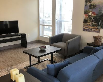 CLEAN LUXURY MASS AVE INDY DOWNTOWN APARTMENT. - Mile Square